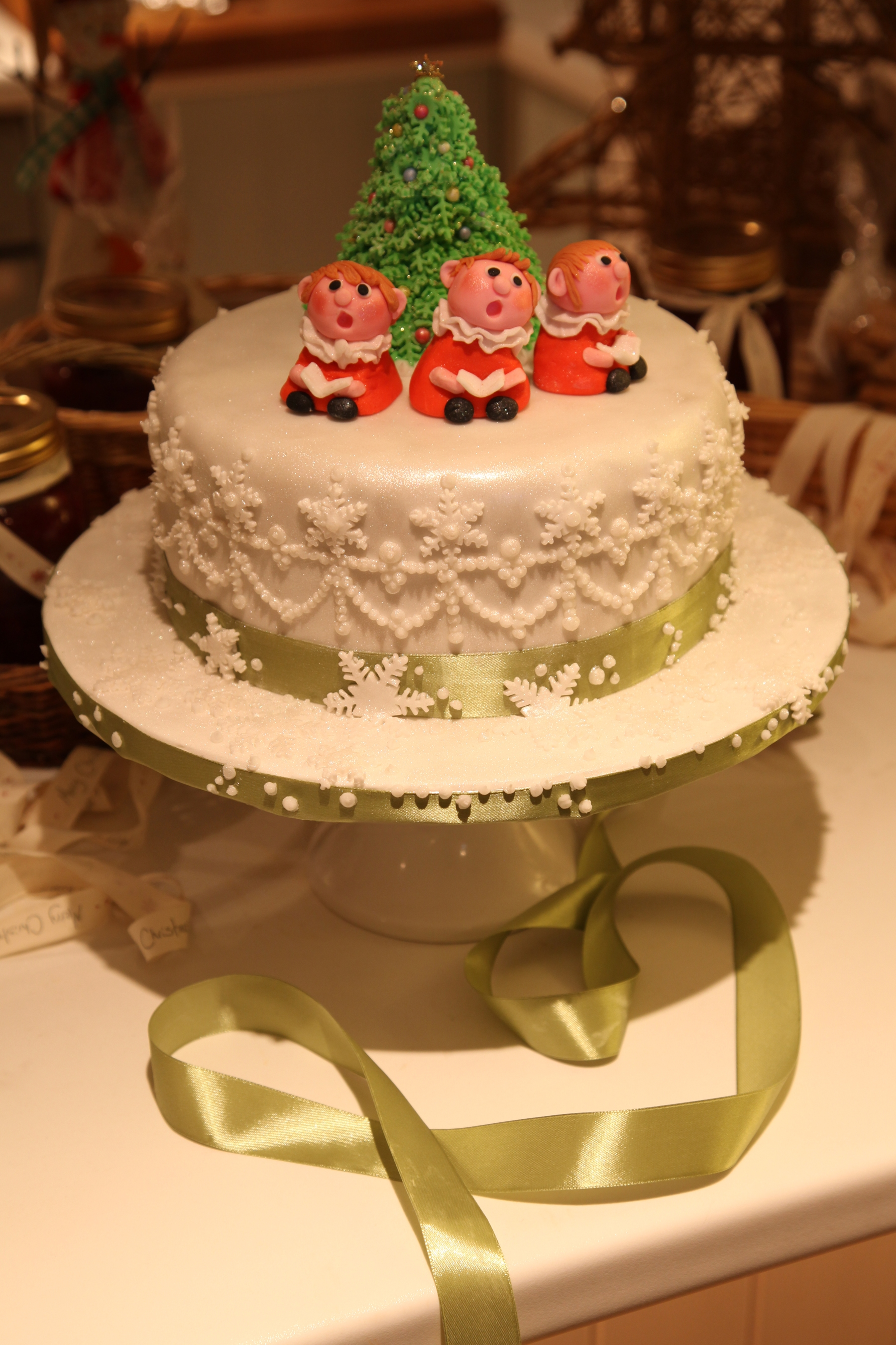 Best christmas cakes 2011
